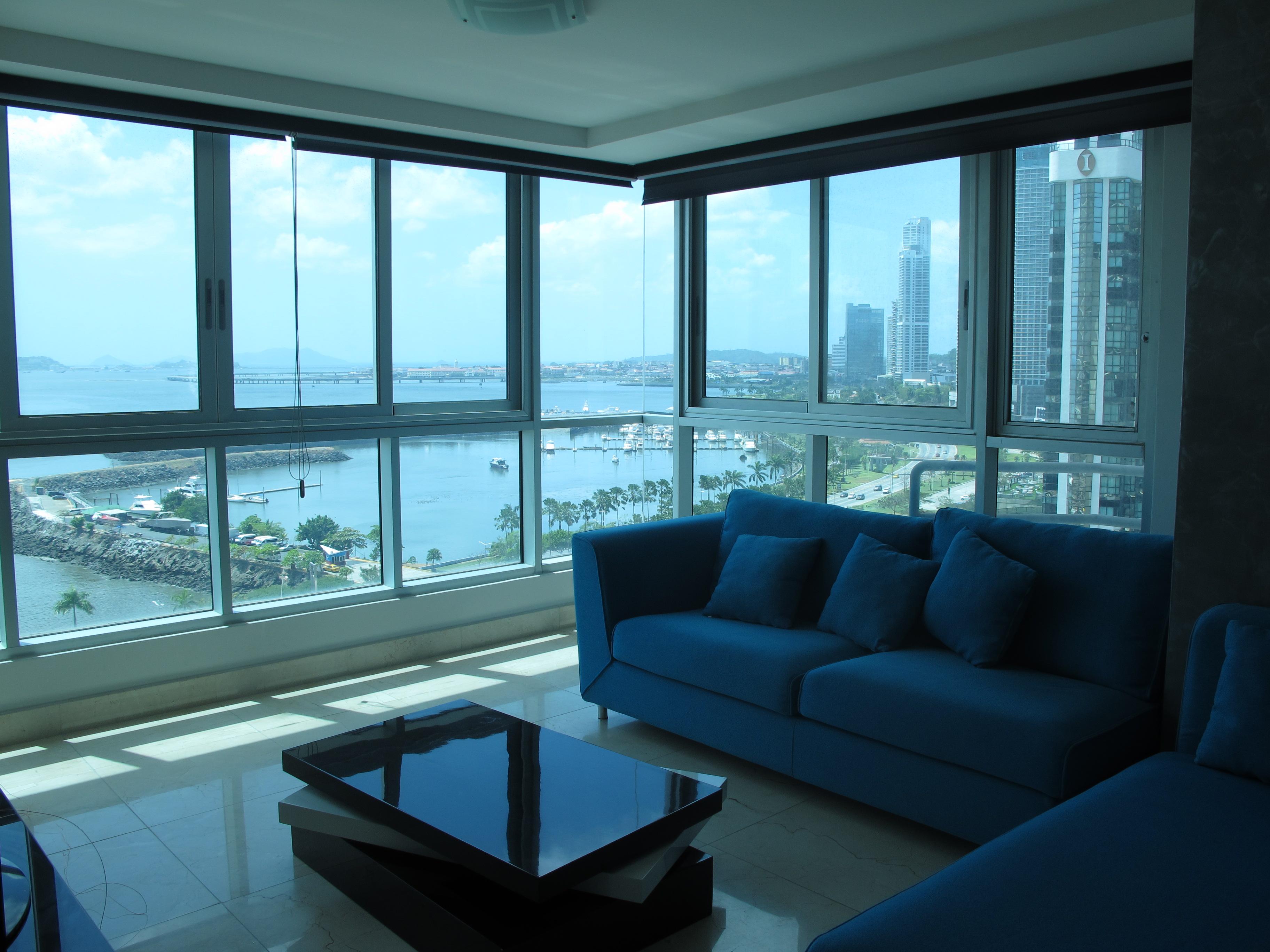 Apartamento villa del mar 2 rec maras de lujo full amoblado square feet panama - Apartamentos avenida ...